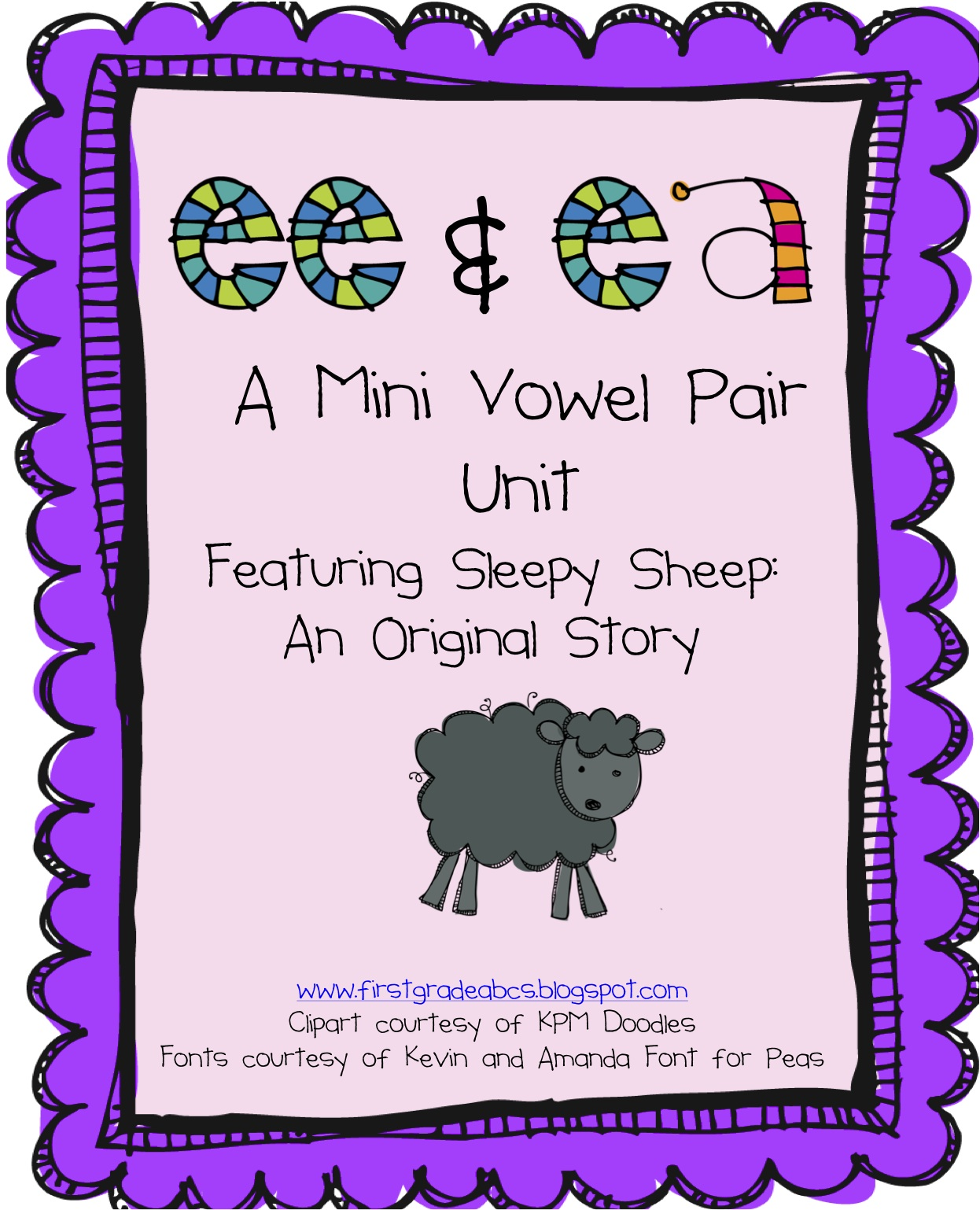 Ee Ea Vowels First Grade Worksheets Samples