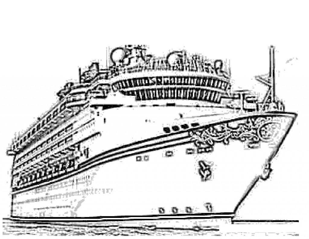Famous Ocean Liner Math Worksheet