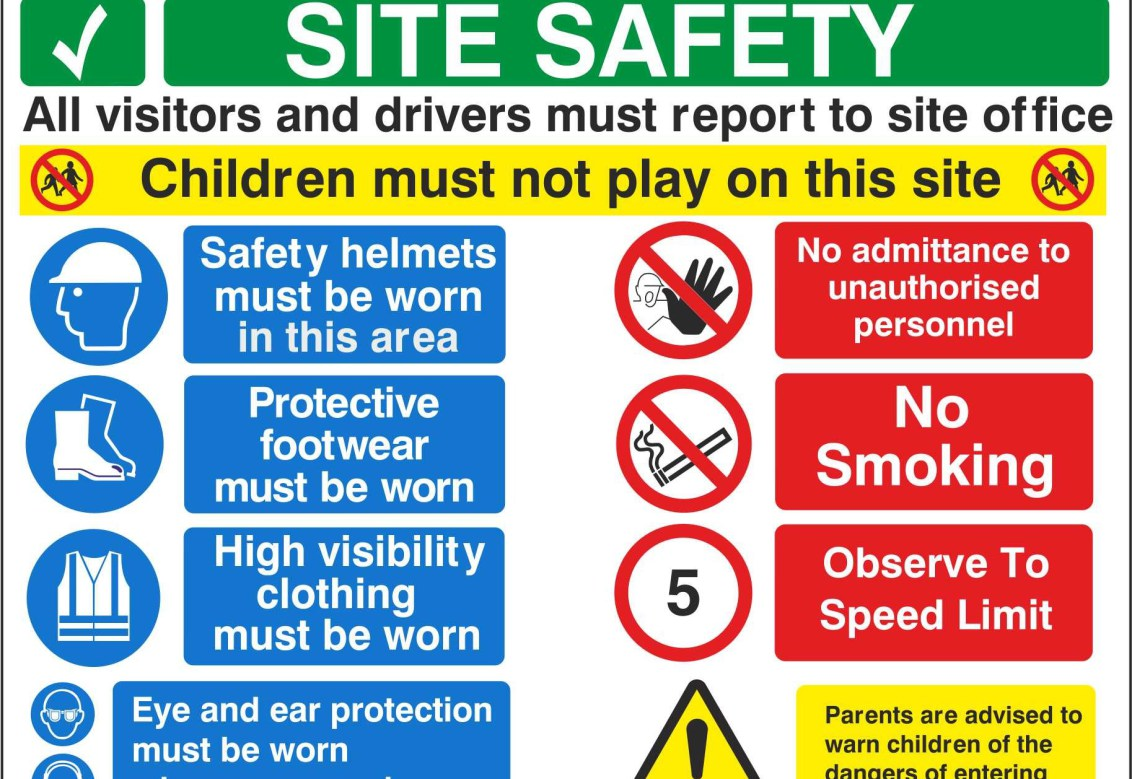 Safety Signs And Symbols Worksheets