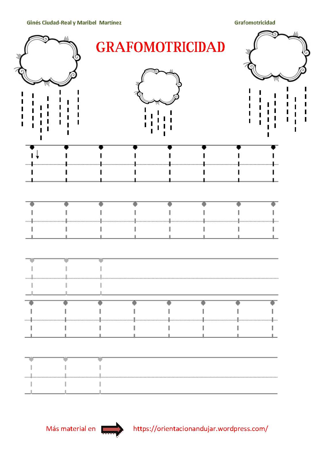 Prewriting Worksheets For Preschoolers
