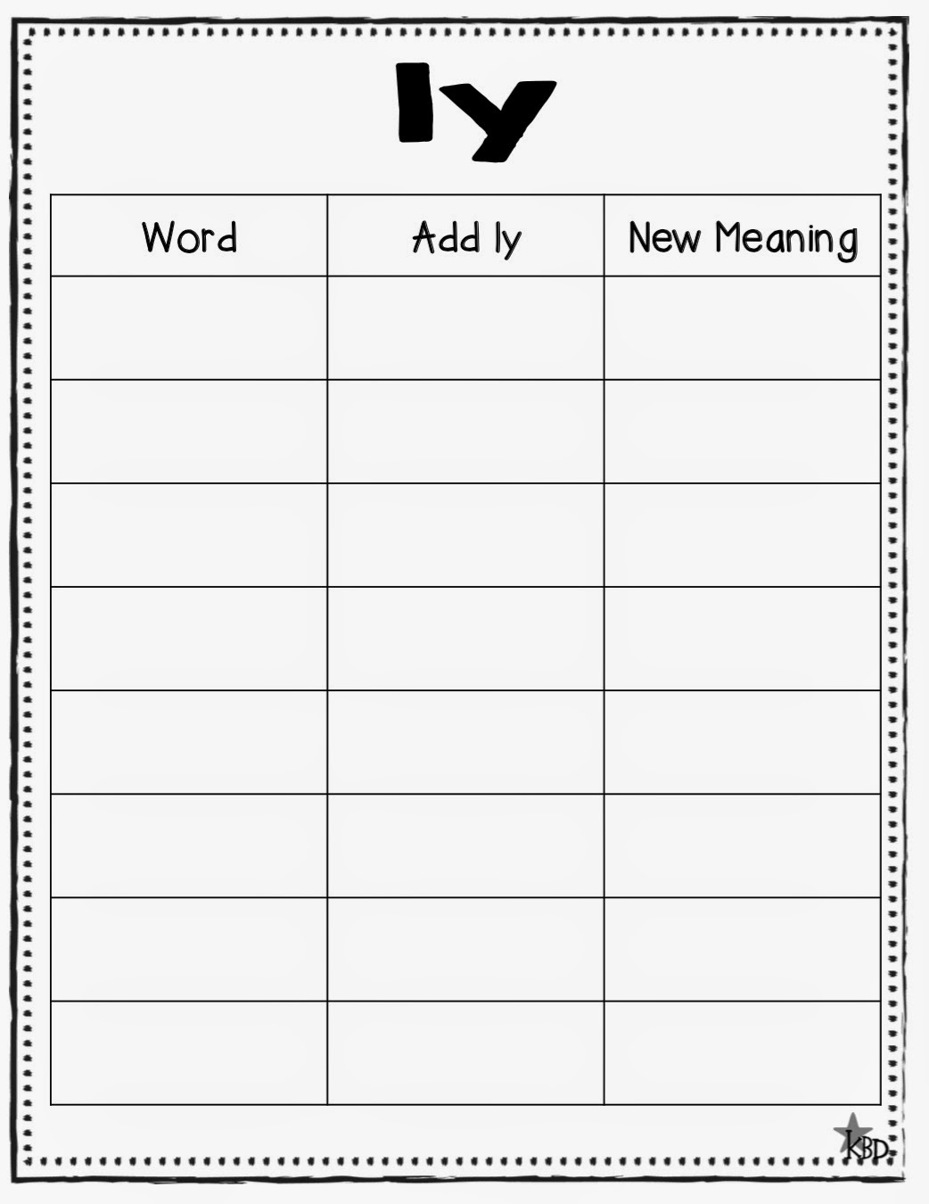 Primary Pals Suffixes Less Ly Ful Worksheets Samples