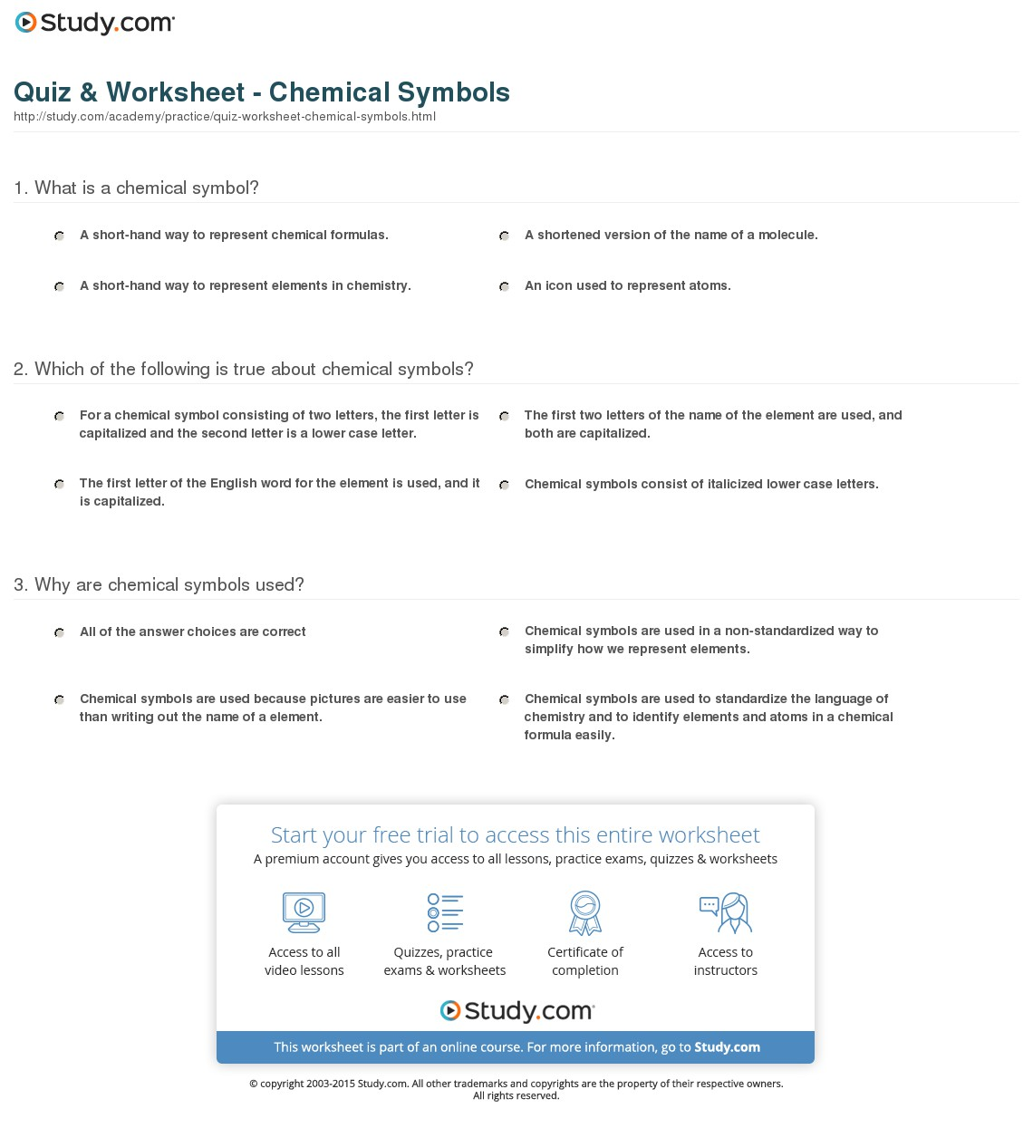 Quiz Amp Worksheet Worksheets Samples