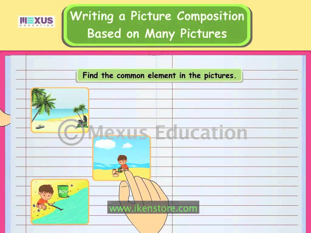 Picture Composition Worksheets Samples