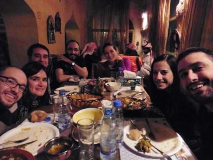 Restaurante marroquí el Tajine