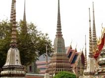 Etupas en Wat Pho