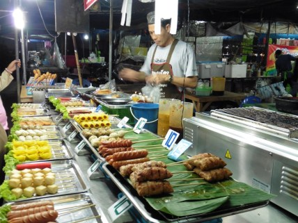 Night Market en Krabi