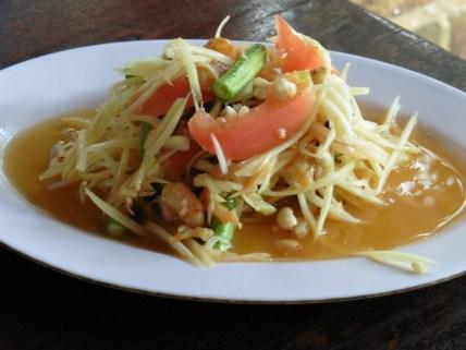 Som Tum (ensalada de papaya)