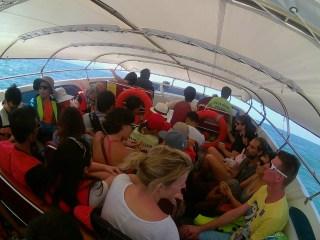 Speedboat Pak Bara-Koh Lipe