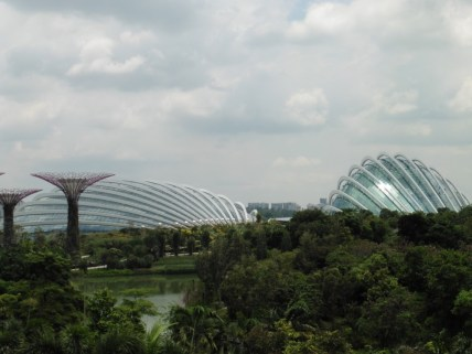 Conservatorios de Gardens by the Bay