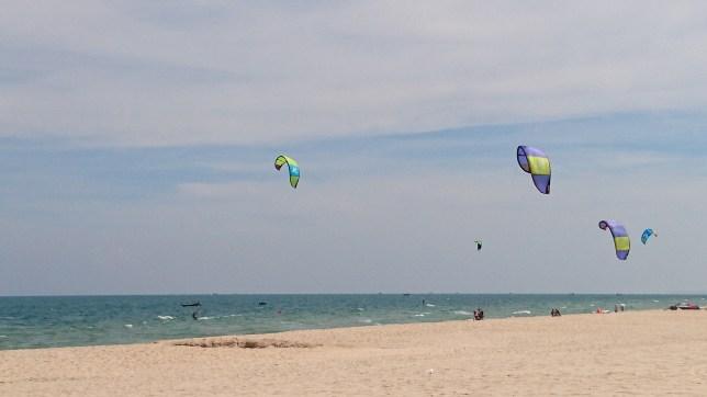 Kitesurf en Mui Ne