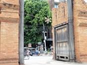 Puerta de Chiang Mai