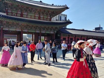 Palacio de Gyeongbokgung