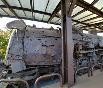 Tren de la Guerra de Corea en Imjingak