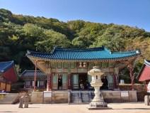 Templo de Sinheungsa en Seoraksan