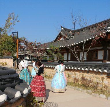 Pueblo Tradicional de Gyochon