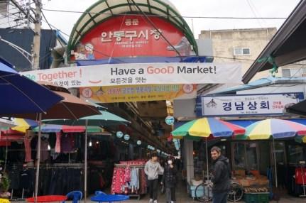Mercado de Andong