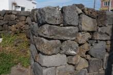 Batdam, el vallado tradicional de Jeju