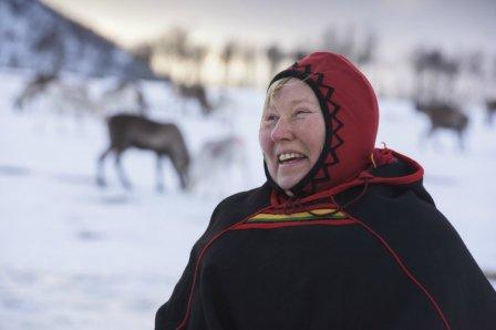 Laila Inga. CH/Visit Norway