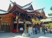Santuario sintoísta Kushida-jinja, Fukuoka