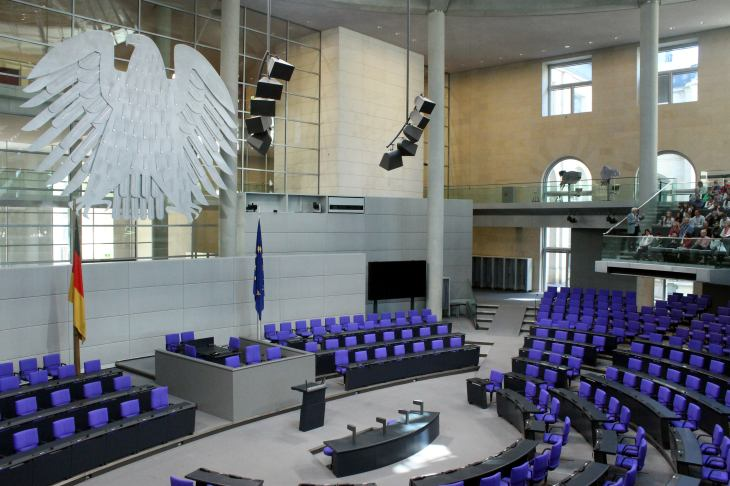 Visita al Parlamento alemán (Reichstag de Berlín) | Un Mundo Pequeño