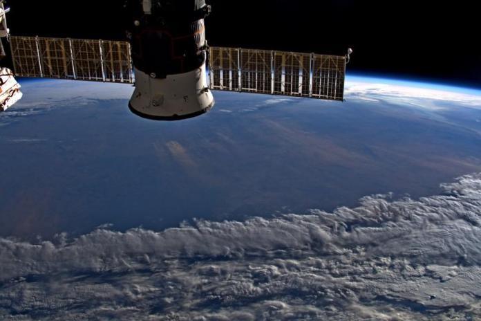 Астронавт показал пожары в Австралии с борта МКС: экипаж никогда такого не видел - фото 1