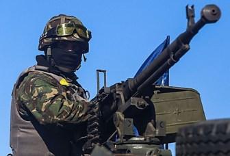 Минулої доби у зоні АТО троє військовослужбовців ЗСУ зазнали поранень