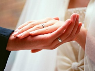 В Україні 14 лютого одружаться майже 1,5 тисячі пар