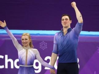 """Українка виборола олімпійське """"золото"""" у фігурному катанні для Німеччини"""
