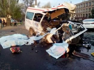 Масштабна ДТП у Кривому Розі: кількість постраждалих збільшилася