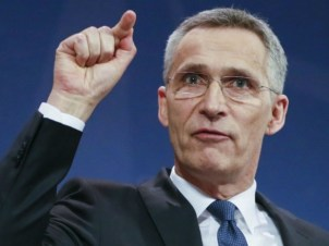 Столтенберг закликав Росію припинити підтримку бойовиків в Україні і вивести війська