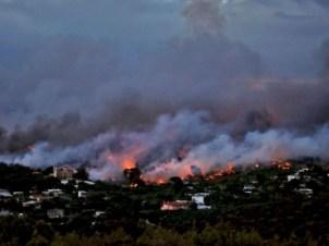 Україна направила листа Греції про готовність надати допомогу через пожежі