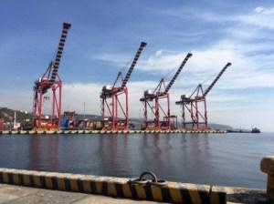 До порту Херсона зайшло судно російської компанії, яка під санкціями РНБО