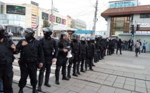 Близько 300 осіб затримали у РФ під час акцій протесту, журналістку побили кийком