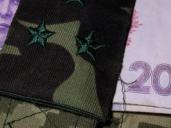 Військові пенсіонери з 1 січня отримуватимуть на 25% більші пенсії