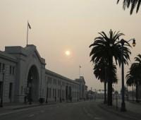 NBC: на севере Калифорнии из-за дыма пожаров отменили занятия в школах и вузах