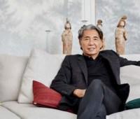 Основатель бренда Kenzo празднует юбилей