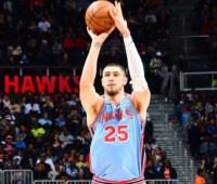 Центровой Лень отметился результативной игрой в НБА