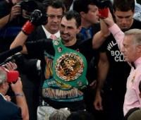 Украинский экс-чемпион мира по боксу назвал имя возможного оппонента