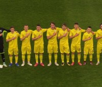 Юношеская сборная Украины упустила победу на старте элит-раунда Евро-2019