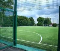 ФФУ отчиталась о новых футбольных полях в Запорожской области