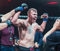 Украинский чемпион стал бойцом промоушена UFC
