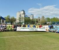 Всеукраинский открытый чемпионат Героев АТО по футболу стартует сегодня