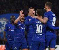 Два английских клуба пробились в полуфинал Лиги Европы
