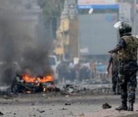 На Шри-Ланке военные ведут перестрелку с подозреваемыми, связанными с пасхальными терактами