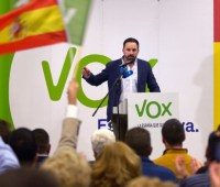 Ультраправые впервые после режима Франко прошли в парламент Испании