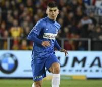 Украинский футболист претендует на звание лучшего игрока чемпионата Бельгии