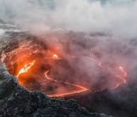 Мужчина упал в вулкан на Гавайях