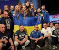 Украинская сборная завоевала ряд наград молодежного ЧЕ по пауэрлифтингу
