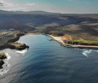 Землетрясение магнитудой 5,1 произошло у курильского острова Шикотан