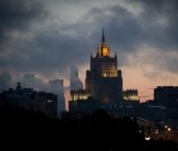 """МИД РФ: для диалога о вооружениях в Европе НАТО должно отказаться от """"сдерживания"""" Москвы"""